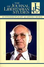 Milton Friedman in the JLS