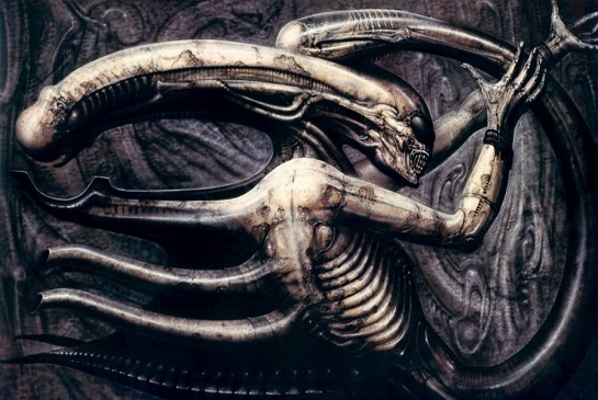 Giger's original design