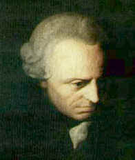 Immanuel Kant, 1724-1804