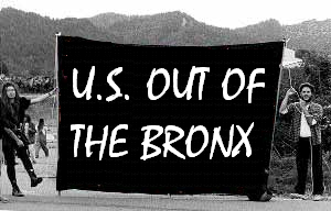U.S. Out of the Bronx -- Murray Rothbard