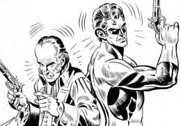 Aaron Burr versus Green Lantern