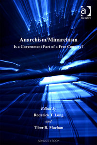 Anarchism/Minarchism e-book
