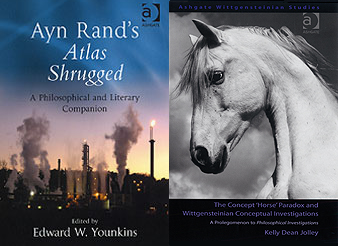 Atlas Shrugged: A Philosophical and Literary Companion and The Concept 'Horse' Paradox and Wittgensteinian Conceptual Investigations