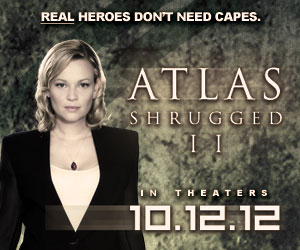 Atlas Shrugged II:  Real heroes don't need capes