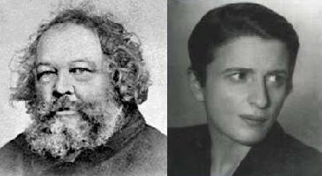 Mikhail Bakunin and Ayn Rand