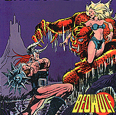 a different Beowulf comic book