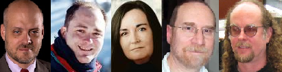 Gary Chartier, Stephan Kinsella, Wendy McElroy, Sheldon Richman, Shawn Wilbur
