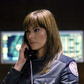 Michelle Forbes phones it in
