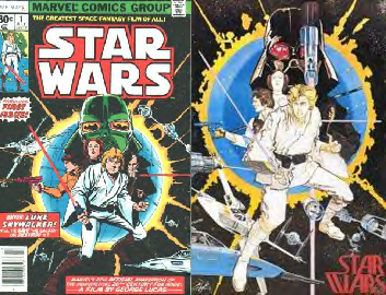 Howard Chaykin - STAR WARS