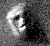 Cleopatra's face on Mars?