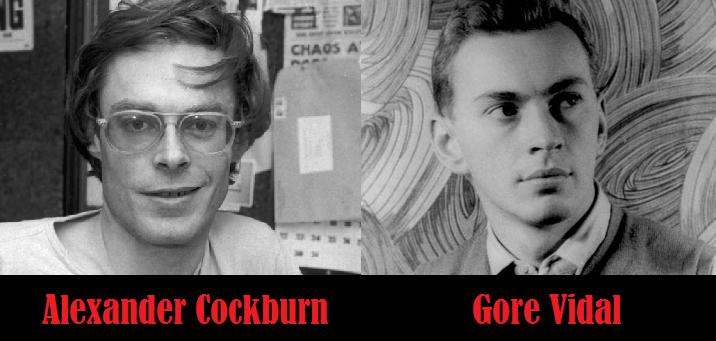 Alexander Cockburn & Gore Vidal