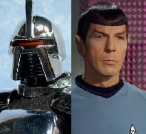 Cylon/Spock