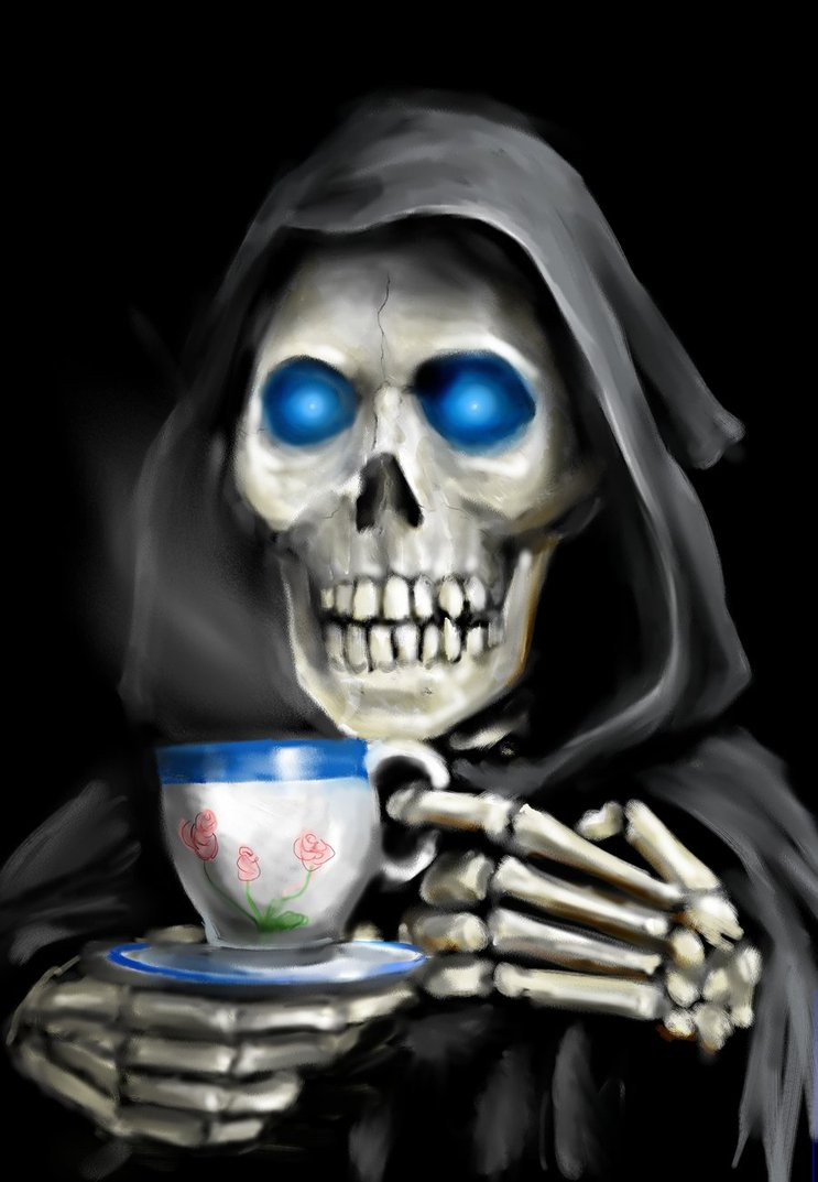 Death, With Coffee