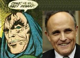 Desaad / Rudy Giuliani