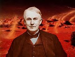 Edison on Mars