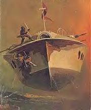 Black Pirates of Barsoom