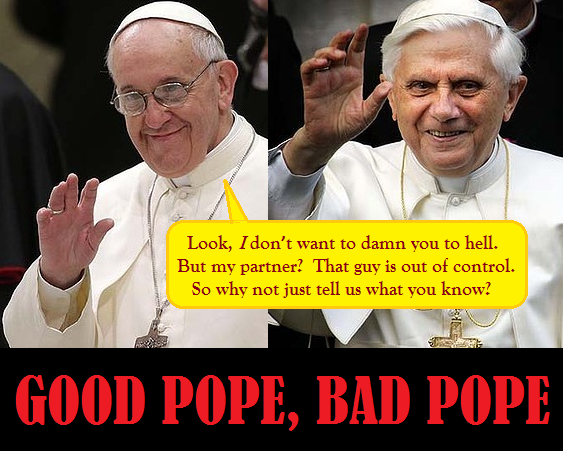 Good Pope, Bad Pope