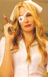 deadly nurse