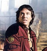Richard Hatch as Apollo in BSG: The Second Coming
