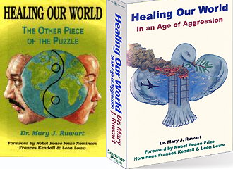 Healing Our World - old and new editions