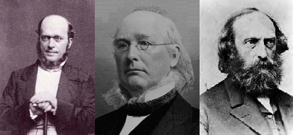 Henry James Sr., Horace Greeley, and Stephen Pearl Andrews