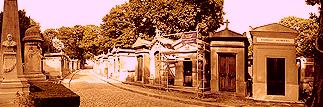P�re Lachaise cemetery