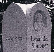 Spooner grave