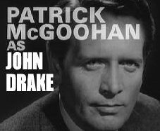 Patrick McGoohan in DANGER MAN