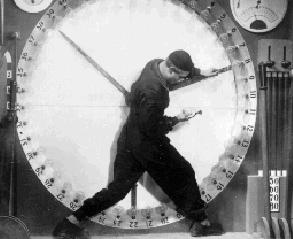 Image from Fritz Lang's METROPOLIS