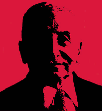 Mises was a red