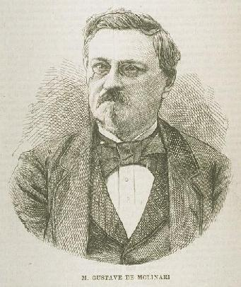 Gustave de Molinari (1819-1912)