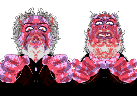 symmetrically zombified Roderick