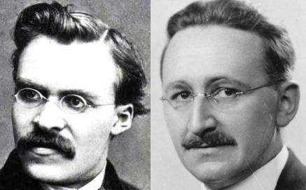Glasses, moustache, German accent – case closed!