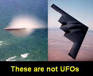 These are not UFOs