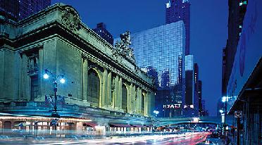 NYC Grand Hyatt
