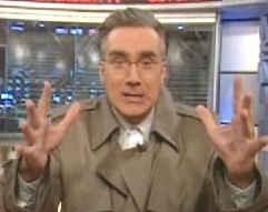 Keith Olbermann, mad strangler