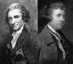 Paine and Burke