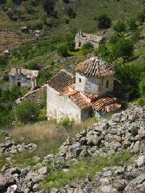 Palaiochora, Aegina