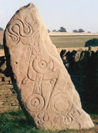 Pictish monument