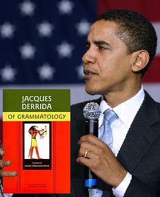 Postmodern Obama