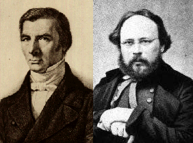 Bastiat and Proudhon