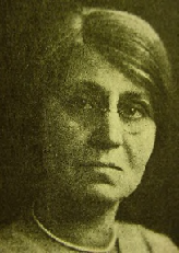 Rachelle Yarros AKA Rosa Slobodinsky