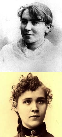 Emma Goldman and Voltairine de Cleyre