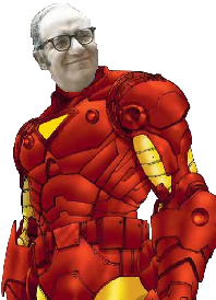 Rothbard as Iron Man