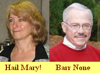 Mary Ruwart vs. Bob Barr