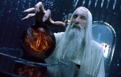 Saruman boots up his iBall