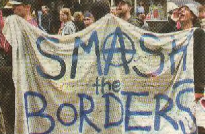Smash the Borders