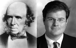 Herbert Spencer and Jonah Goldberg