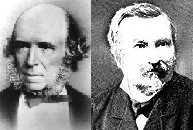 Herbert Spencer and Gustave de Molinari
