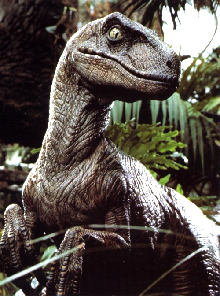 What do you mean, this picture has nothing to do with the story?  Velociraptors have to reproduce too, dont they?